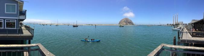 Morro Bay and Rock