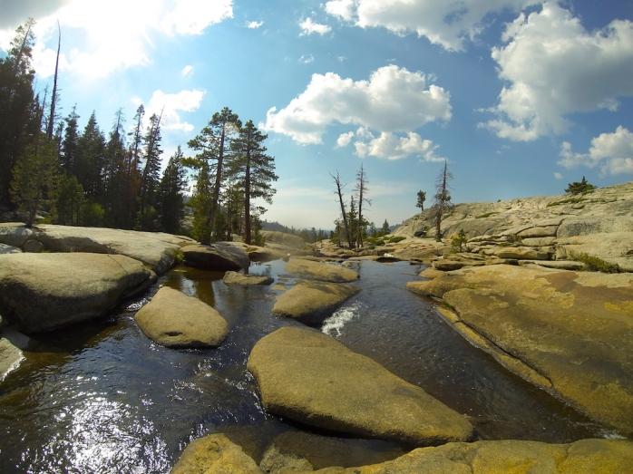 Silver Fork American River