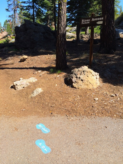 Pot Holes Trailhead